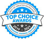 2020 Top Choice Award Milwaukee Journal Sentinel